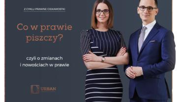 Nowości w prawie i analiza przepisów adwokat Rzeszów, pomoc prawna rzeszów