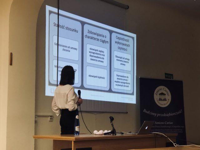 specjalista prawnik adwokat odumów Rzeszów wykład ćwiczenia szkolenie