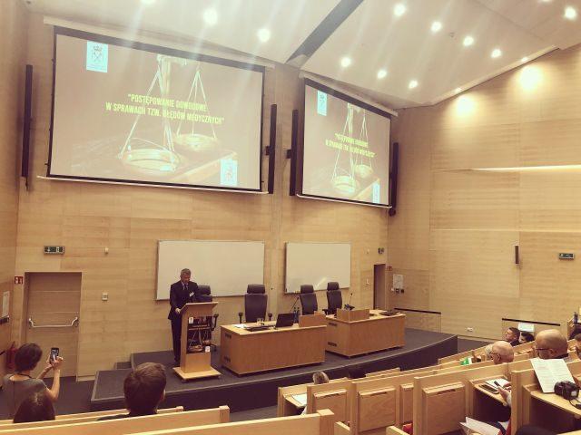 prawo medyczne konferencja Uniwersytet Jagielloński specjaliści adwokat Rzeszów