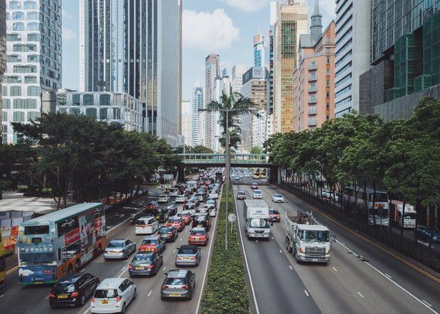 auta wkorku dostawa transport umowa nadowóz duże miasto centrum dojazd doklienta